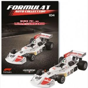 Formula 1 Auto Collection March 751 -1975