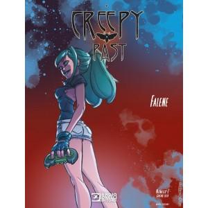 Creepy Past - N° 2 - Falene - Bonelli Editore