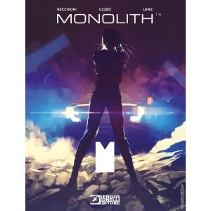 Romanzi A Fumetti Bonelli - N° 37 - Monolith - Bonelli Editore