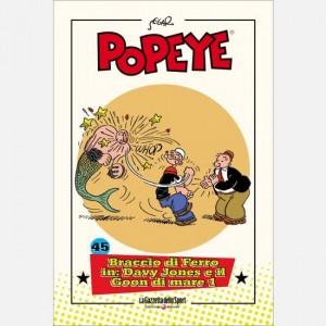 Popeye Braccio di Ferro in: Davy Jones e il Goon di mare 1
