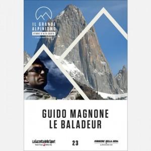 Il grande alpinismo - Storie d'alta quota (DVD) Guido Magnone - Le Baladeur