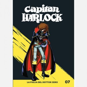 Capitan Harlock La figlia del Dottor Zero