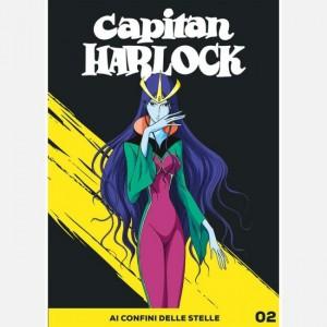 Capitan Harlock Ai confini delle stelle + cofanetto omaggio