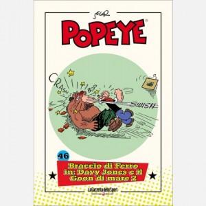 Popeye Braccio di Ferro in: Davy Jones e il Goon di mare 2