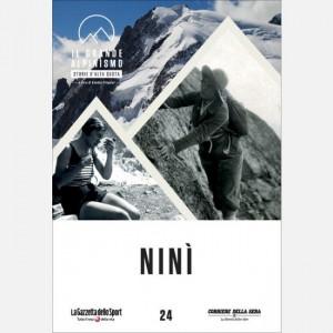 Il grande alpinismo - Storie d'alta quota (DVD) Nini'