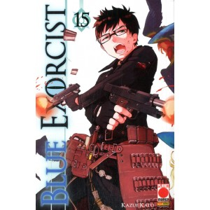 Blue Exorcist - N° 15 - Manga Graphic Novel 103 - Planet Manga