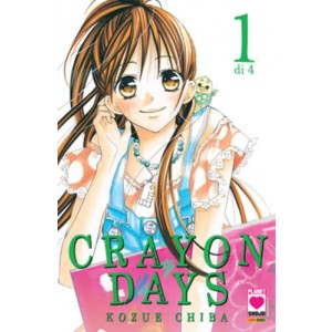 Crayon Days - N° 1 - Crayon Days (M4) - Manga Heart Planet Manga