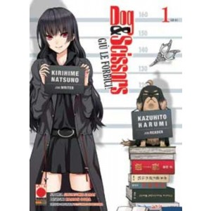 Dog & Scissors - N° 1 - Giu' Le Forbici (M4) - Kodama Planet Manga