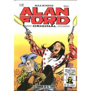 Alan Ford - N° 589 - La Banda Di El Toro - Alan Ford Original 1000 Volte Meglio Publishing