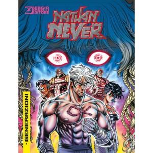 Nathan Never Generazioni (M6) - N° 2 - Il Guerriero Della Polvere - Bonelli Editore
