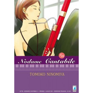 Nodame Cantabile - N° 11 - Nodame Cantabile (M25) - Up Star Comics
