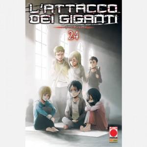 GENERATION MANGA L'ATTACCO DEI GIGANTI 24