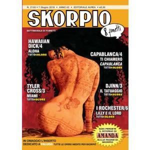 SKORPIO N. 2153