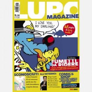 Lupo Magazine Numero #4: Gosh!