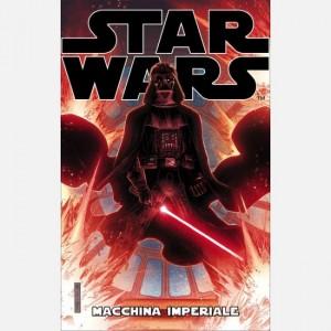 Star Wars (Fumetti) Macchina imperiale