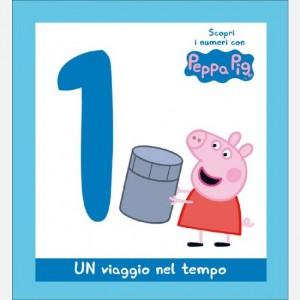 Scopri l'alfabeto con Peppa Pig Un viaggio nel tempo