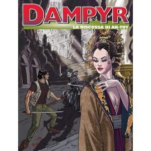 Dampyr - N° 220 - La Riscossa Di Ah-Toy - Bonelli Editore