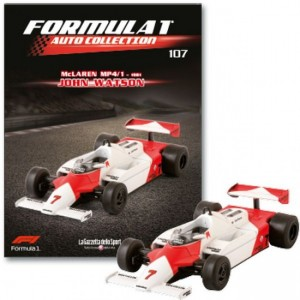 Formula 1 Auto Collection Mclaren Mp4/1 - 1981