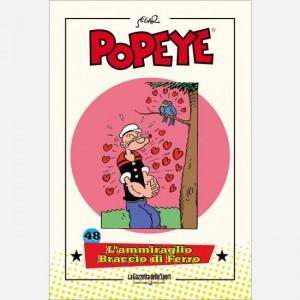 Popeye L'ammiraglio Braccio di Ferro