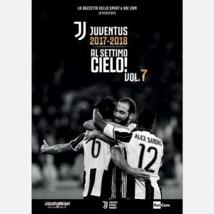 Juventus 2017-2018 - Al settimo cielo! (DVD) Volume 7