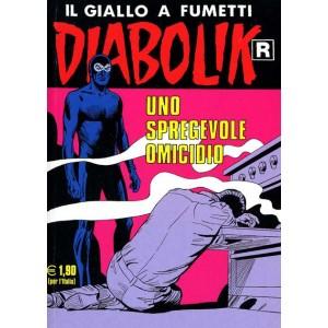 Diabolik Ristampa - N° 538 - Uno Spregevole Omicidio - Astorina Srl