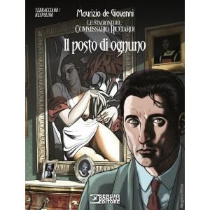 Romanzi A Fumetti Bonelli - N° 38 - Il Posto Di Ognuno - Commissario Ricciardi Bonelli Editore