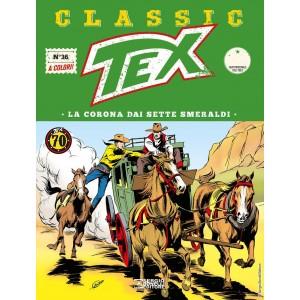 Tex Classic - N° 36 - La Corona Dai Sette Smeraldi - Bonelli Editore