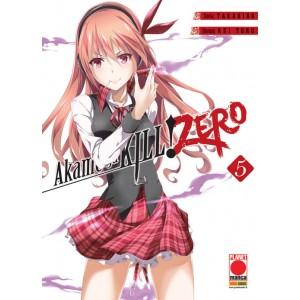 Akame Ga Kill! Zero - N° 5 - Akame Ga Kill! Zero - Manga Blade Planet Manga
