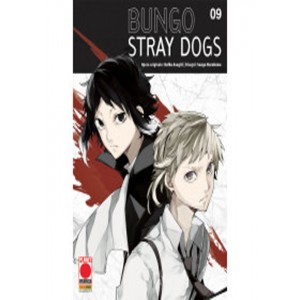 Bungo Stray Dogs - N° 9 - Bungo Stray Dogs - Manga Run Planet Manga