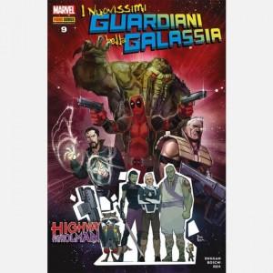 I Nuovissimi Guardiani della Galassia I Nuovissimi Guardiani della Galassia N° 9/71