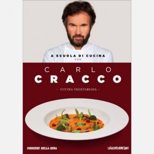 A scuola di cucina con Carlo Cracco Cucina vegetariana