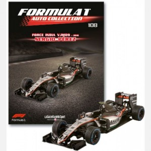 Formula 1 Auto Collection Force India VJM09 - 2016
