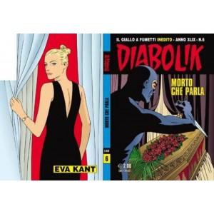 Diabolik Anno 49 - N° 6 - Morto Che Parla - Diabolik 2010 Astorina Srl