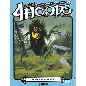 4Hoods - N° 5 - Il Gioco Delle Fate - Bonelli Editore