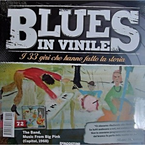 Blues in Vinile The Band, Music From Big Pink