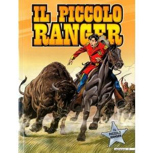 Piccolo Ranger - N° 50 - Bisonte Nero Lost Valley - If Edizioni