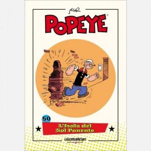 Popeye L'isola del sol ponente