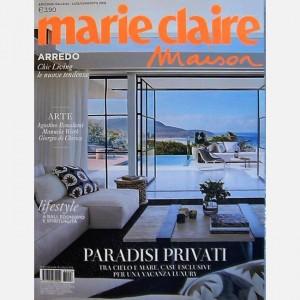Marie Claire Maison Luglio/ Agosto 2018