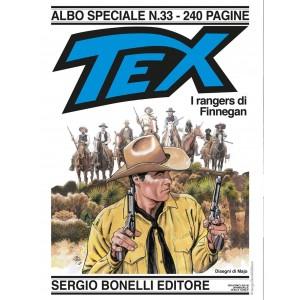Tex Albo Speciale - N° 33 - I Rangers Di Finnegan - Bonelli Editore