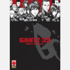 Gantz (Hiroya Oku Works.) Gantz nuova edizione N° 32
