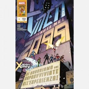 I nuovissimi X-Men Xmen Blu N°9: Jean Grey
