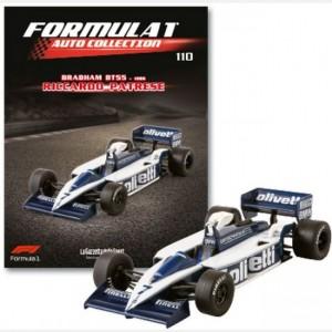 Formula 1 Auto Collection Brabham BT55 - 1986