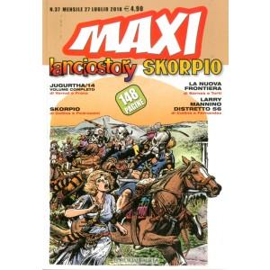 Lanciostory Skorpio Maxi - N° 37 - Lanciostory Skorpio Maxi - Editoriale Aurea