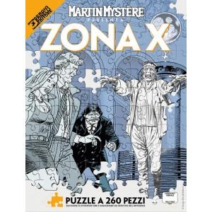Martin Mystere Maxi - N° 9 - Puzzle In 260 Pezzi - Bonelli Editore