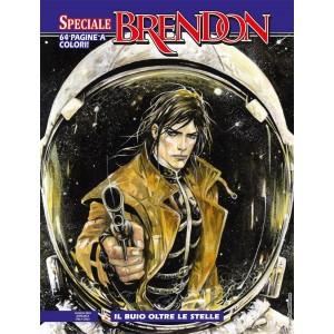Brendon Speciale - N° 15 - Il Buio Oltre Le Stelle - Bonelli Editore