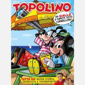 Disney Topolino Topolino N° 3271