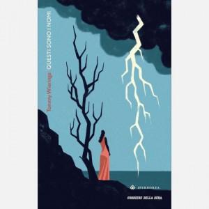 Romanzi Boreali - La grande letteratura del Nord Tommy Wieringa, Questi sono i nomi