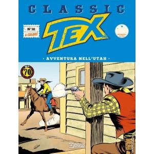 Tex Classic - N° 38 - Avventura Nell'Utah - Bonelli Editore