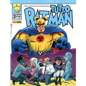 Tutto Rat-Man - N° 59 - Tutto Rat-Man - Panini Comics