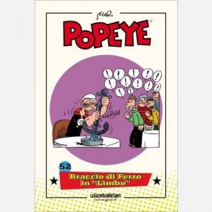 """Popeye Braccio di Ferro in """"Limbo"""""""